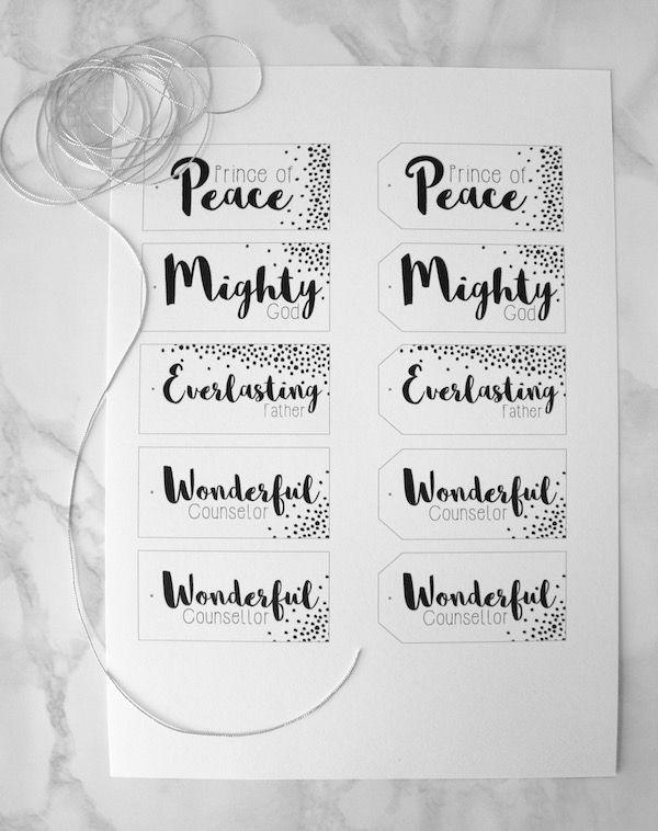 Christmas Gift Tags Printable \/\/ Free Download Christmas gift - christmas gift card template