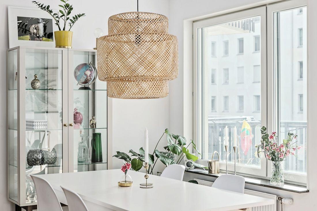 Ikea Sinnerlig Hanglamp : Ikea sinnerlig pendant lamp stockholm display cabinet interior
