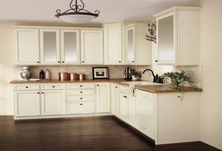 Aristokraft Durham Toasted Almond Kitchen Cabinets Kitchen