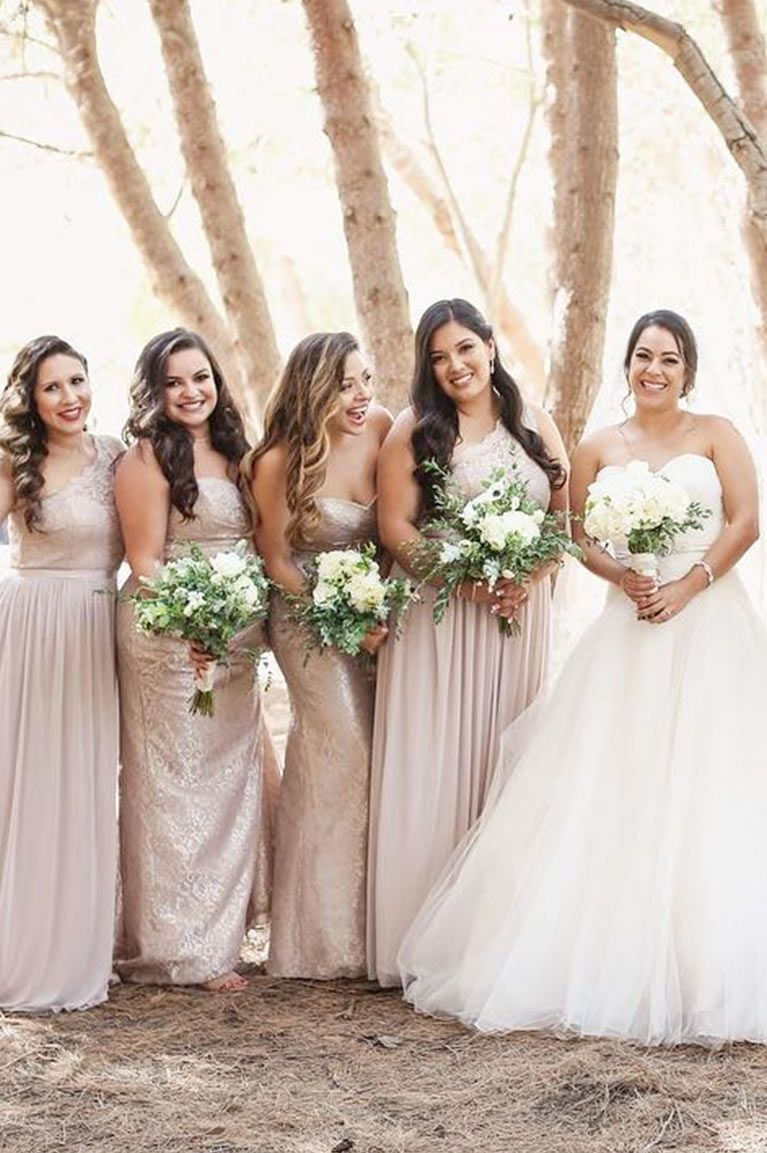 25 Beauty Bridesmaids Dresses, Bridal Gowns and Formal Dresses ...