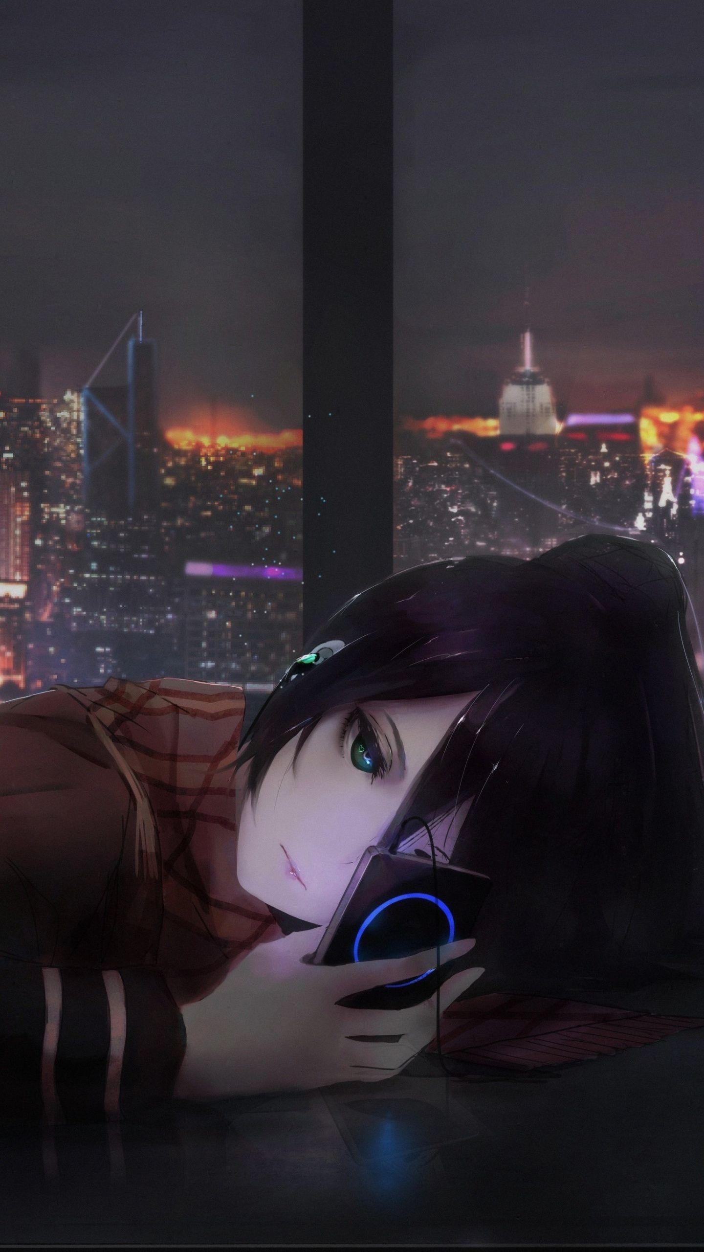 Wallpaper Anime Girl Keren 3d gambar ke 11