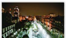 Hoteles en Ciudades Coloniales en Mexico