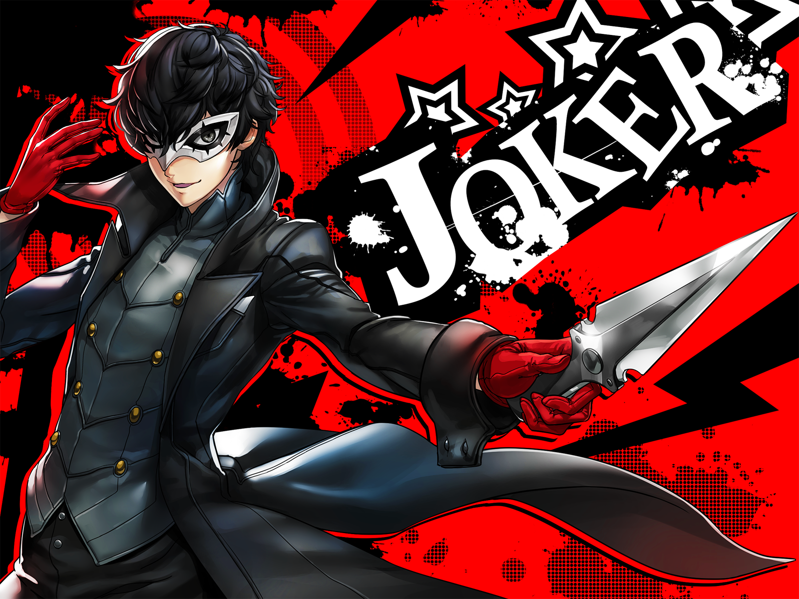 Persona 5 Joker Persona 5 Persona 5 Joker Persona