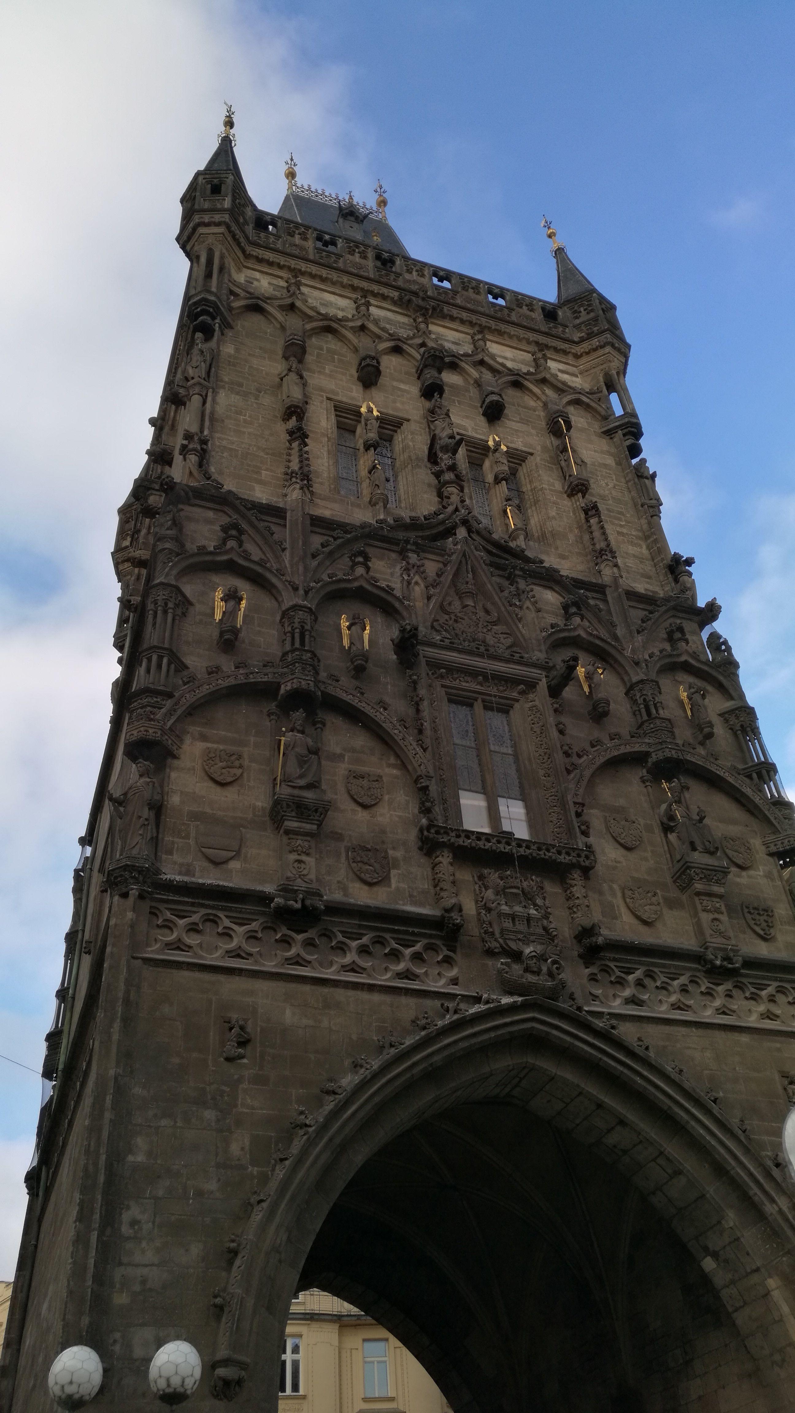 La Torre del Polvorín