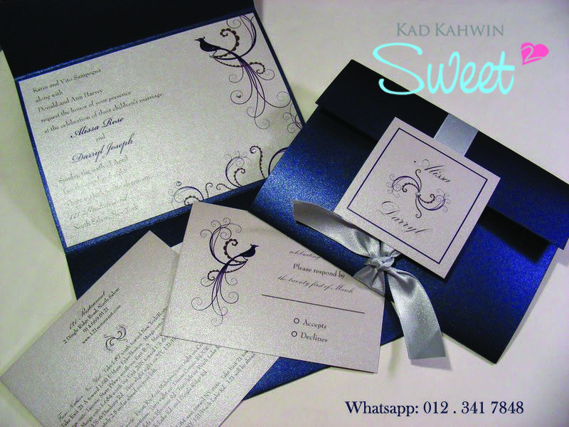 Sweet Kad Provides Awesome Jemputan Malaysia Browse Our Latest Collection Of Temp Making Wedding Invitations Cheap Wedding Invitations Wedding Invitations Diy