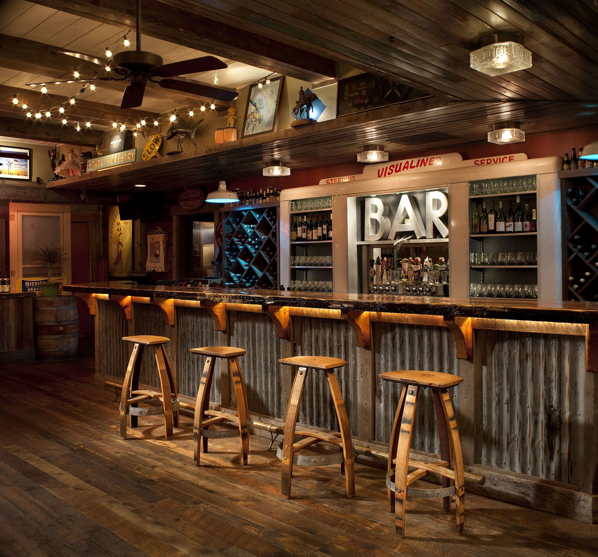 Interior Design Ideas Home Bar: Reclaimed Furniture, Restaurant Furniture: Montana