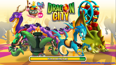 Dragon City v4 6 Mod Apk [Unlimited Money/Gems] | latest android