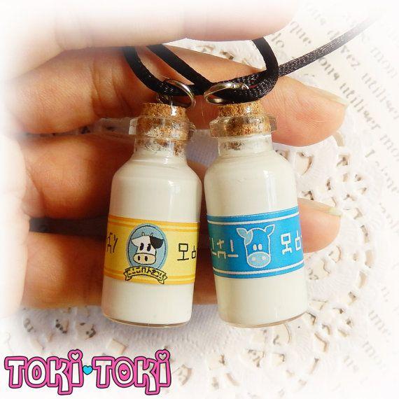 Water Bottle Zelda: Lon Lon Milk Necklace Legend Of Zelda Link Milk Bottle