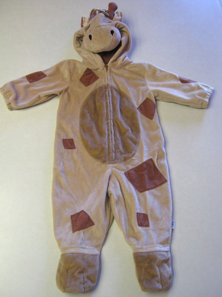 Giraffe Costume 12 M Months 2nd Step CLEARANCE SALE #2ndStep
