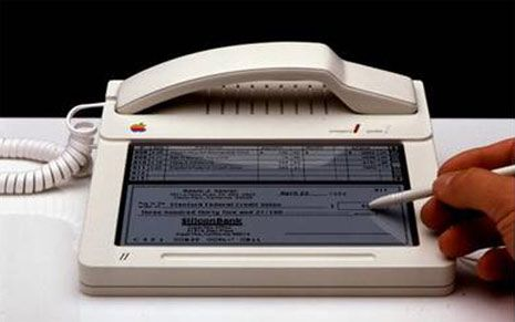 The first iPhone (90's)
