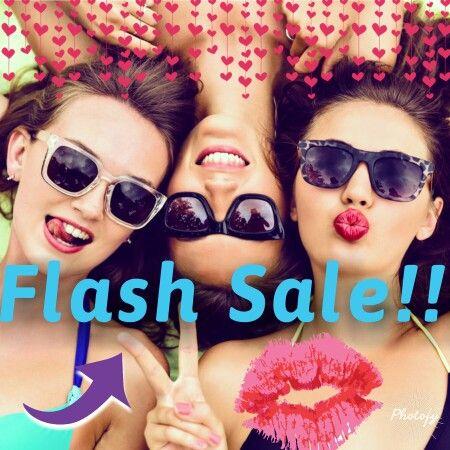 Younique flash sale