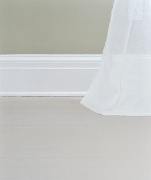 Quick Fixes Make Around Your House Painted Hardwood Floors White