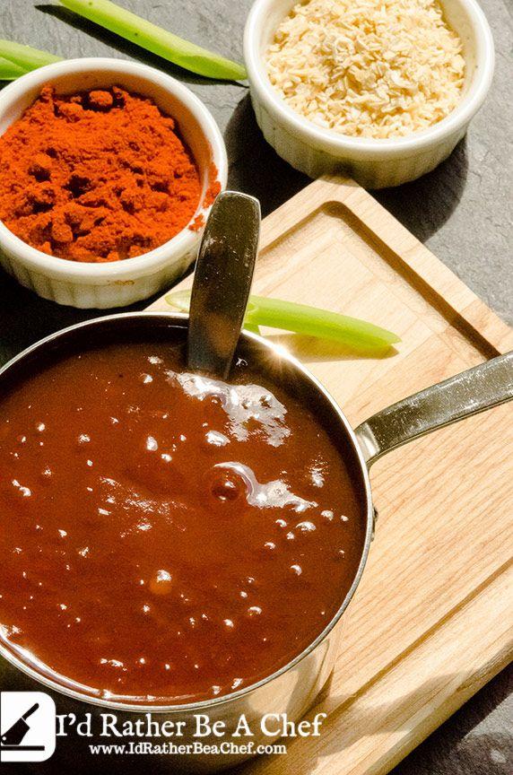 easy to make bbq sauce recipe