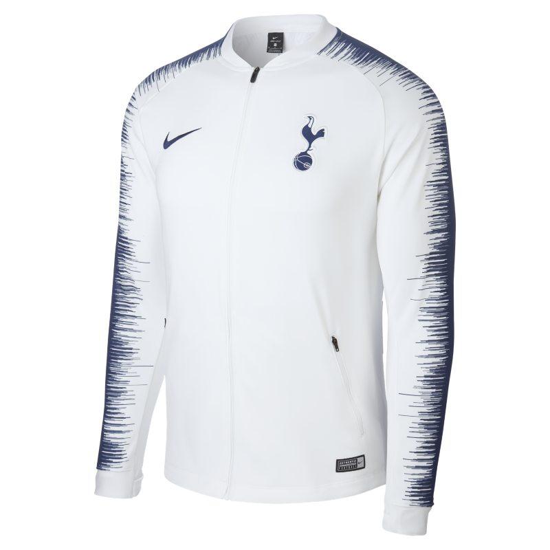 Nike Tottenham Hotspur FC Pullover Hoodie White Mens