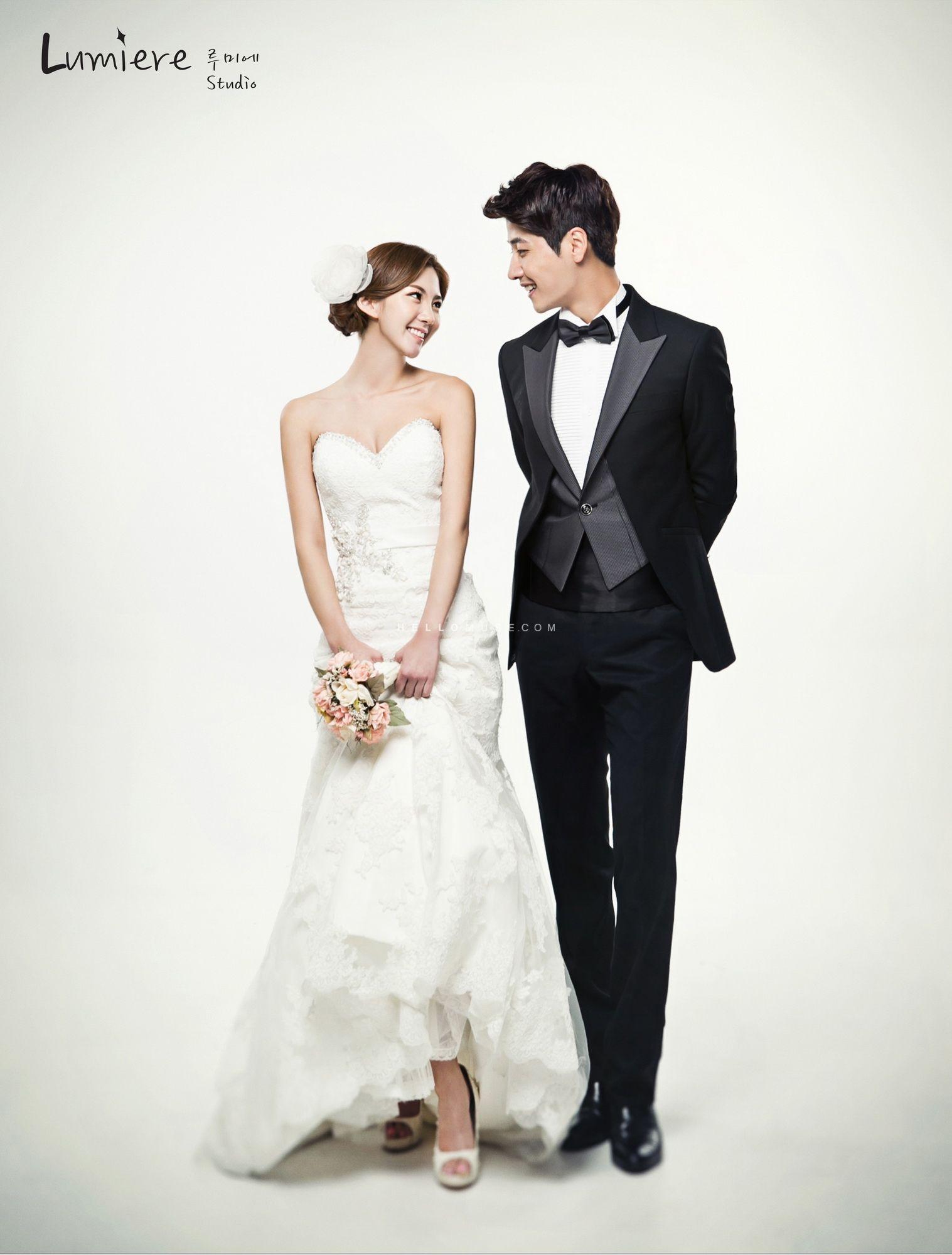 Cute Photo Pre Wedding Korea In A Simple Pakcage