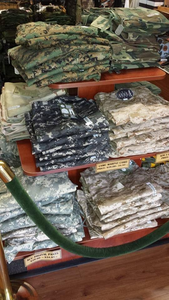 Adams Ordnance Military Surplus Store in Louisville, KY 40218 has