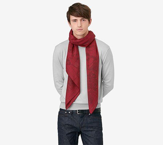 092b0de157 Carres Pour Homme Hermès Carrés 140cm - Homme | Hermès, Site Officiel