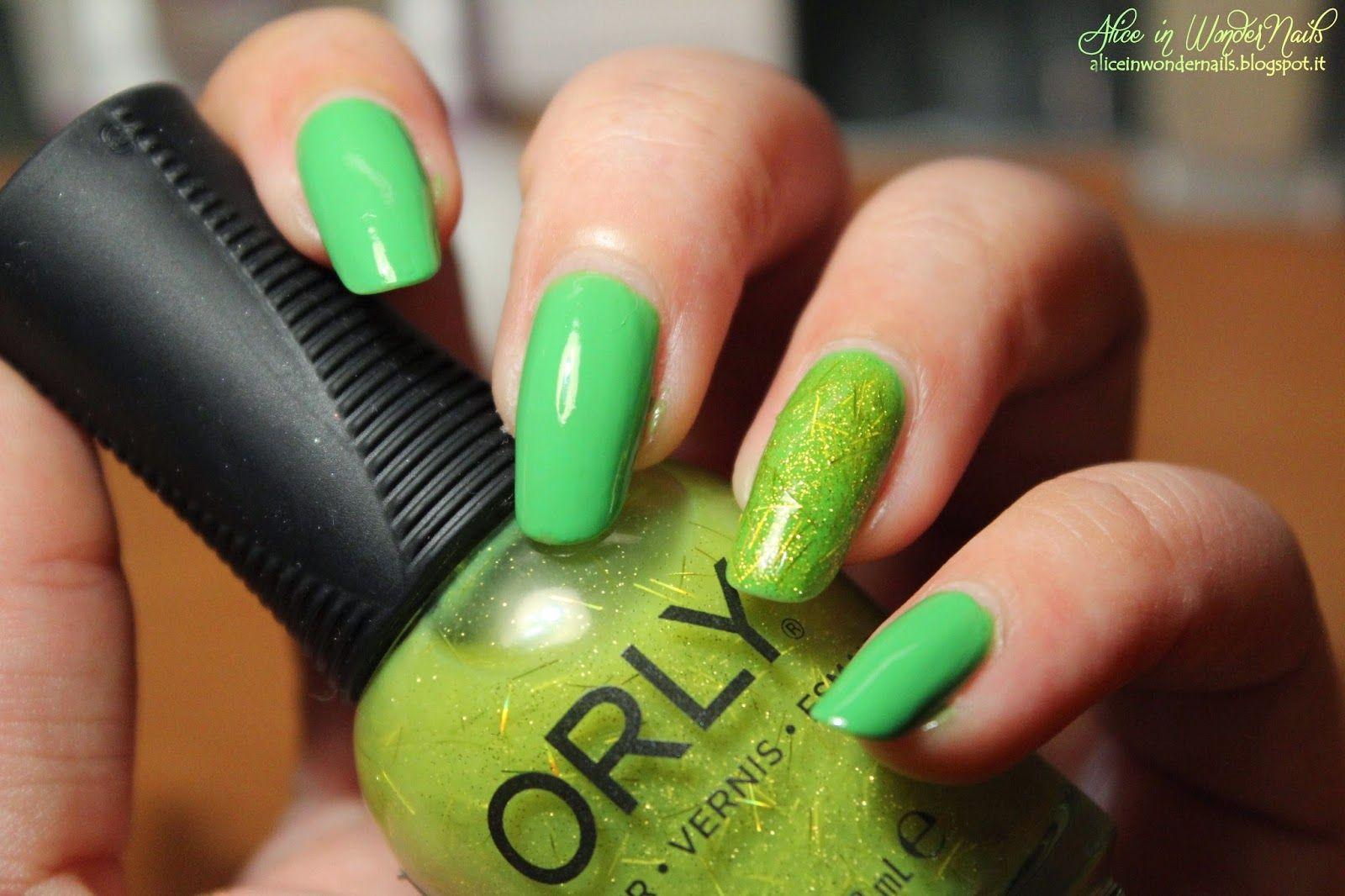 Rainbow Ladies 2.0 VERDE: Ciatè e Orly