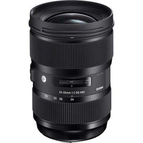 Sigma 24 35mm F 2 Dg Hsm Art Lens For Canon Ef Art Lens Canon Lens Sigma Art Lens