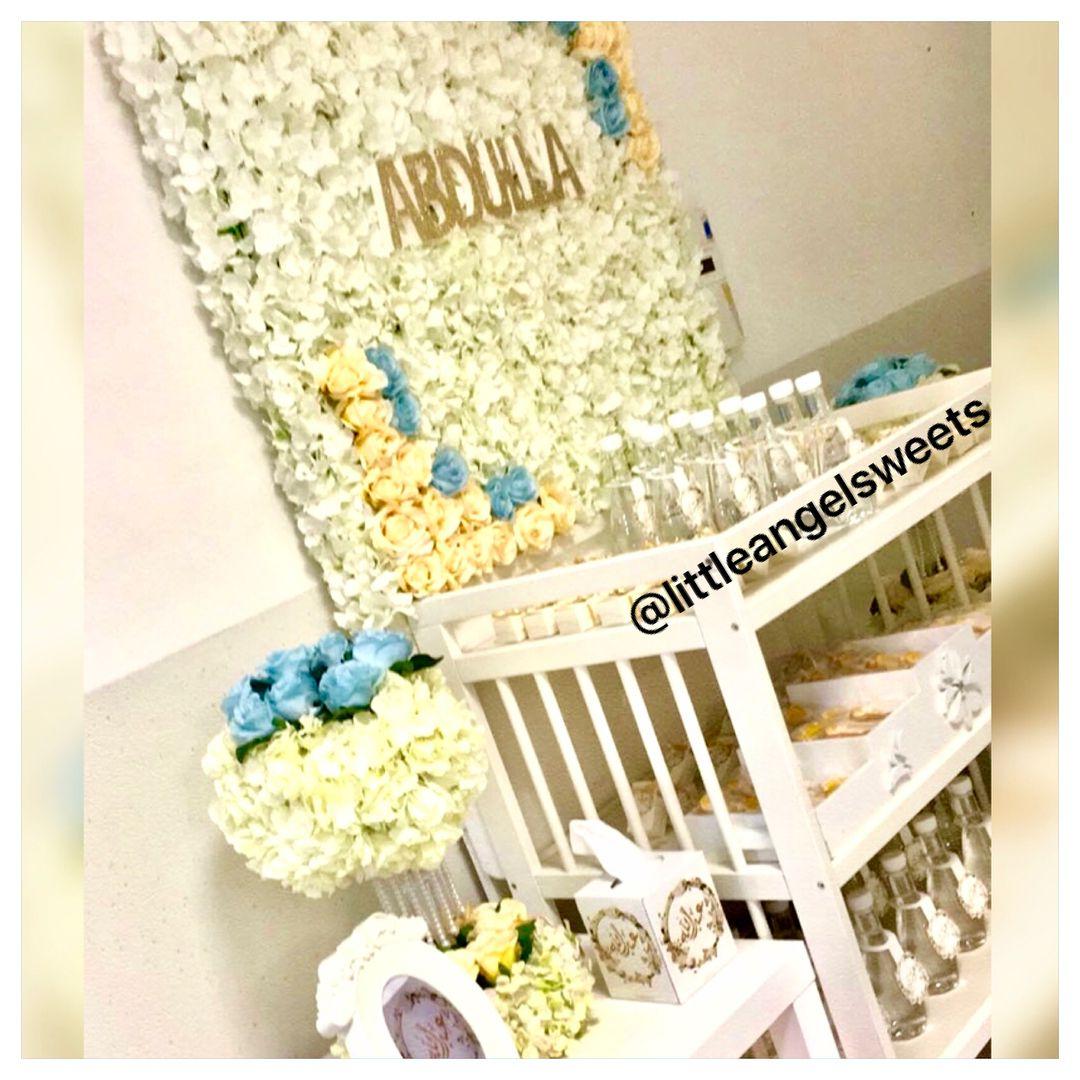 مستعدون لتنسيق استقبال مولودك حسب ذوقك وميزانيتك متوفر باكجات استقبال ولادة مخفضة بسعر يبدأ من 60 دينار الايجار Baby Shower Deco Shower Decorations Handmade