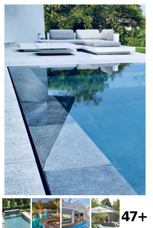 29 Backyard Luxury Pool Ideas in 29  Luxury pools backyard