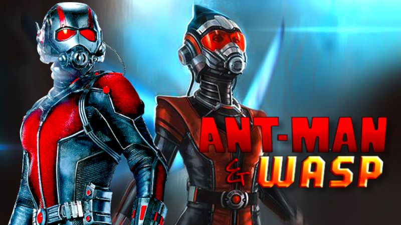 Ant Man And The Wasp 2018 Full Movie Online English Sub Ant Man