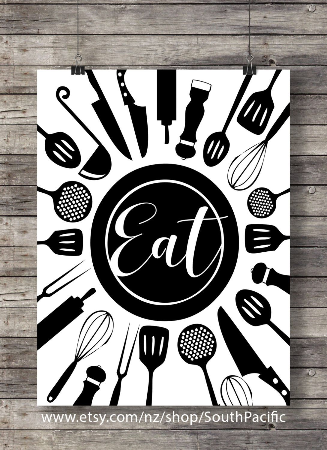 eat printable kitchen wall art kitchen decor chef kitchen wall art vintage silverwar on kitchen decor paintings prints id=37342