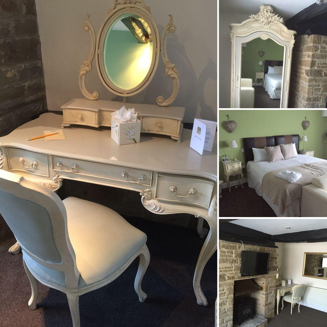Corporate room makeover for The Black Horse Inn, Clifton.