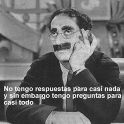 Pin De Luján Crosta En Geniales Frases Frases De Groucho Marx Frases Irónicas Groucho Marx