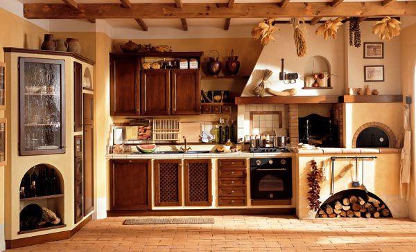 Cucine in muratura fai da te | cucine | Pinterest | Cucine, Fai da ...