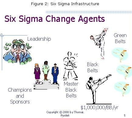 Six Sigma Six Sigma and Lean Resources - Six Sigma Roles - six sigma resume