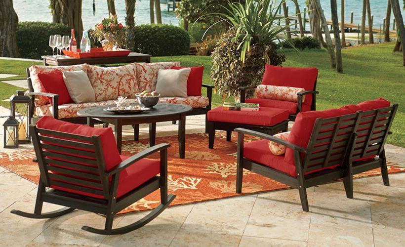 Pin By Ajay Kalbhor On Interiordesign J Patio Cushions Outdoor Outdoor Seat Cushions Outdoor Wicker Patio Furniture