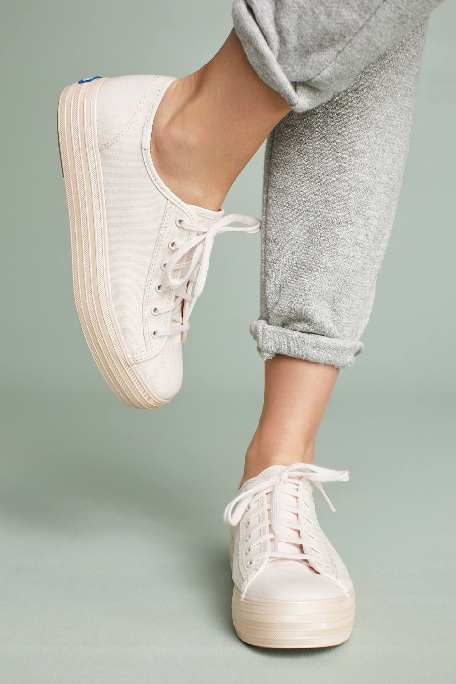 6f320a8c3dae6 Shop the Keds Triple Kick Sneakers and more Anthropologie at Anthropologie  today. Read customer reviews