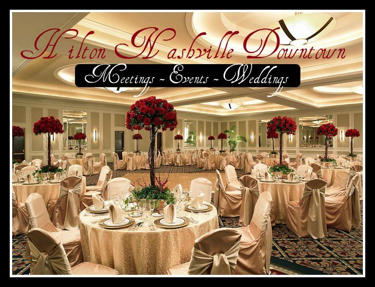 This landmark Nashville Tennessee wedding site offers an