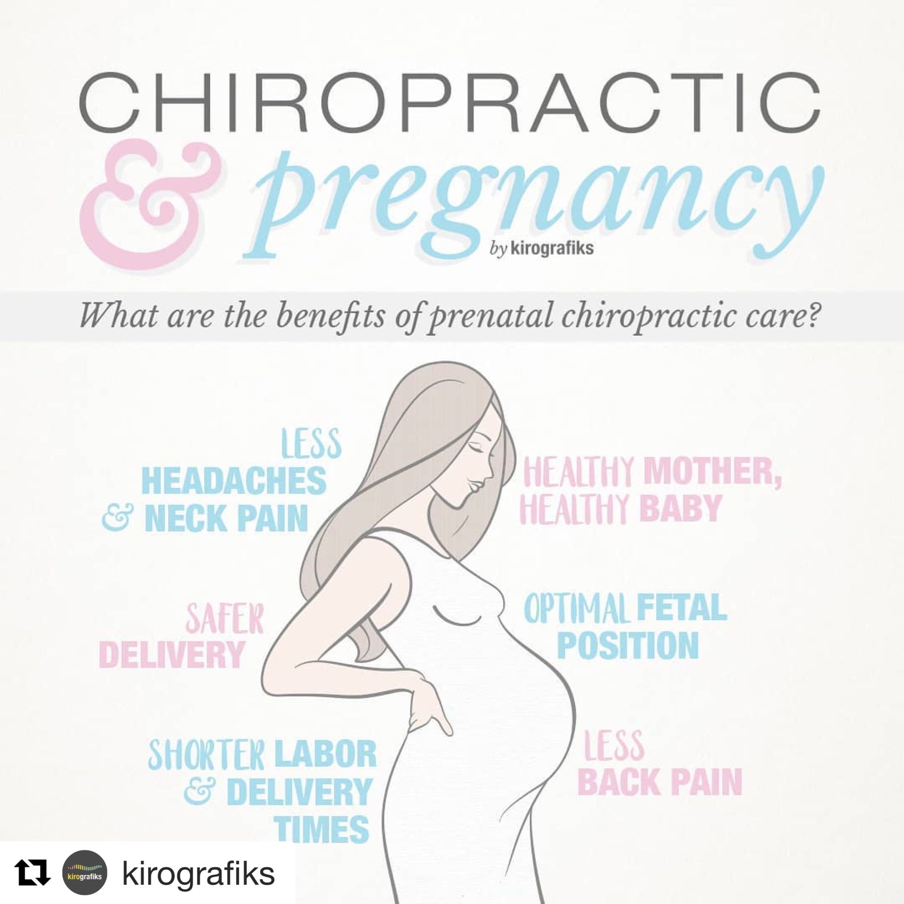 Did You Know There Are So Many Benefits To Prenatal Chiropractic