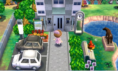ドクさん家外観 Animal Crossing Exterior Outdoor