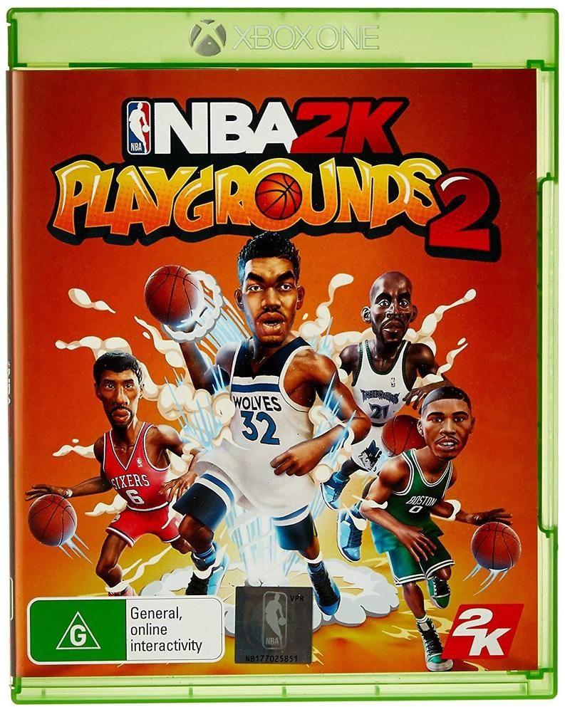 NBA 2K Playgrounds 2 Street Basketball Ball Sports Game