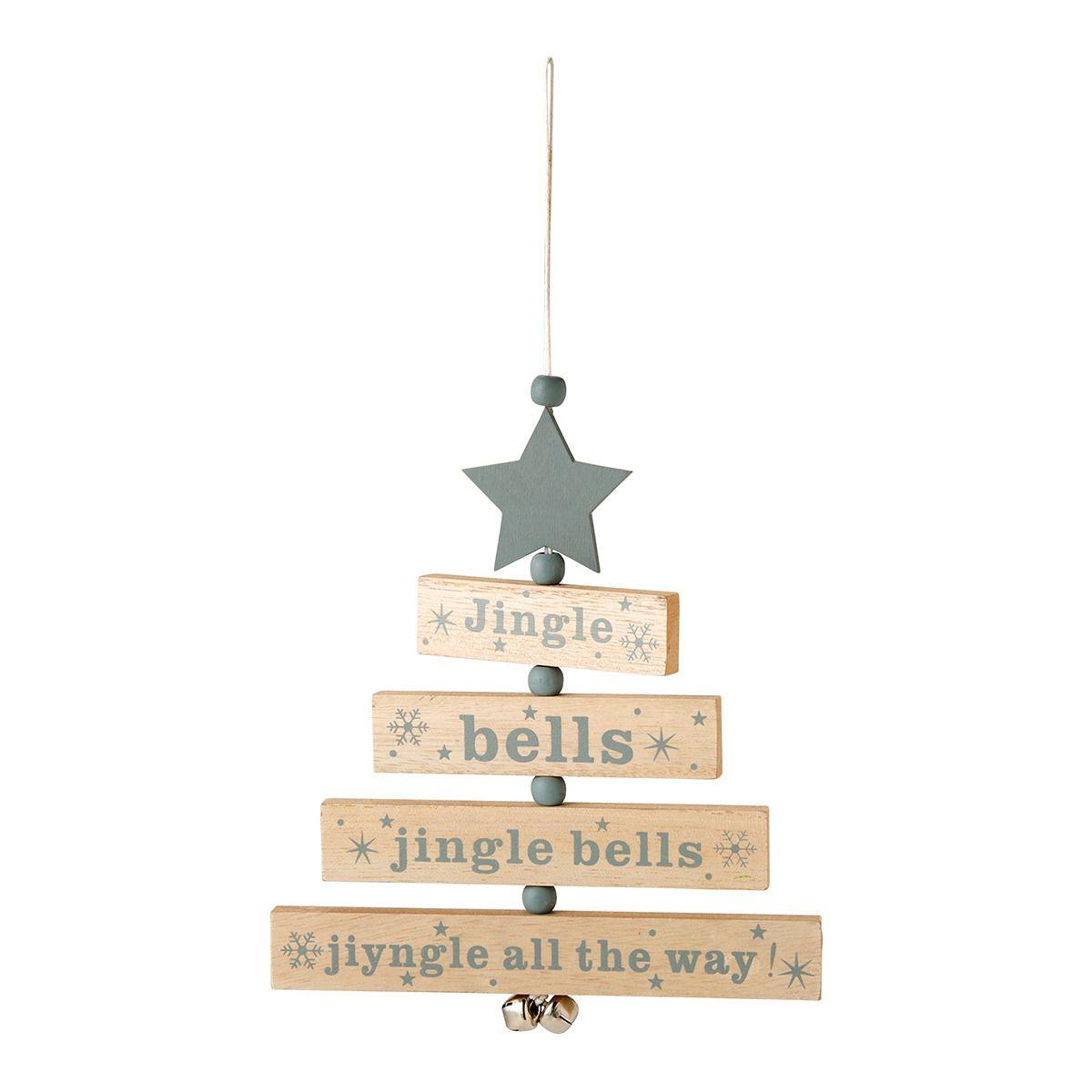 Colgante De Navidad Rbol Jingle Bells Por El Corte Ingl S  ~ Decoracion Navidad Corte Ingles