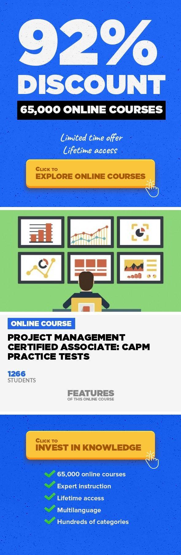 Project Management Certified Associate Capm Practice Tests Project