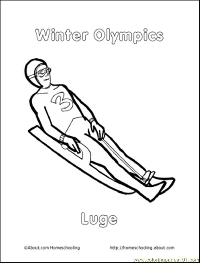 winter olympics 2014 coloring pages free printable coloring page 98 olympiccolor7 sports olympics