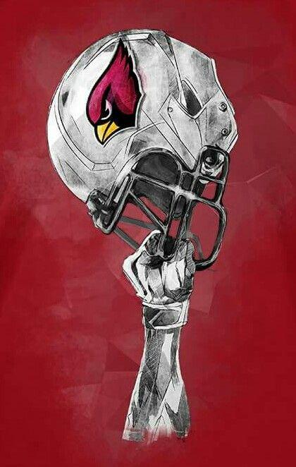 Arizona Cardinals Super Fans #AZLadyBirds