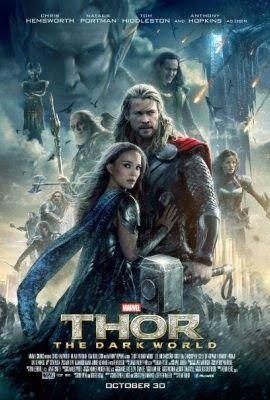 Watch Thor: The Dark World (2013) Full Movie
