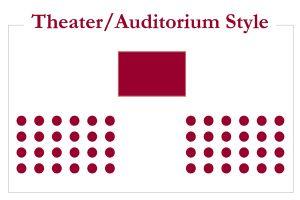 Theater - Auditorium Style / WinMock Blog