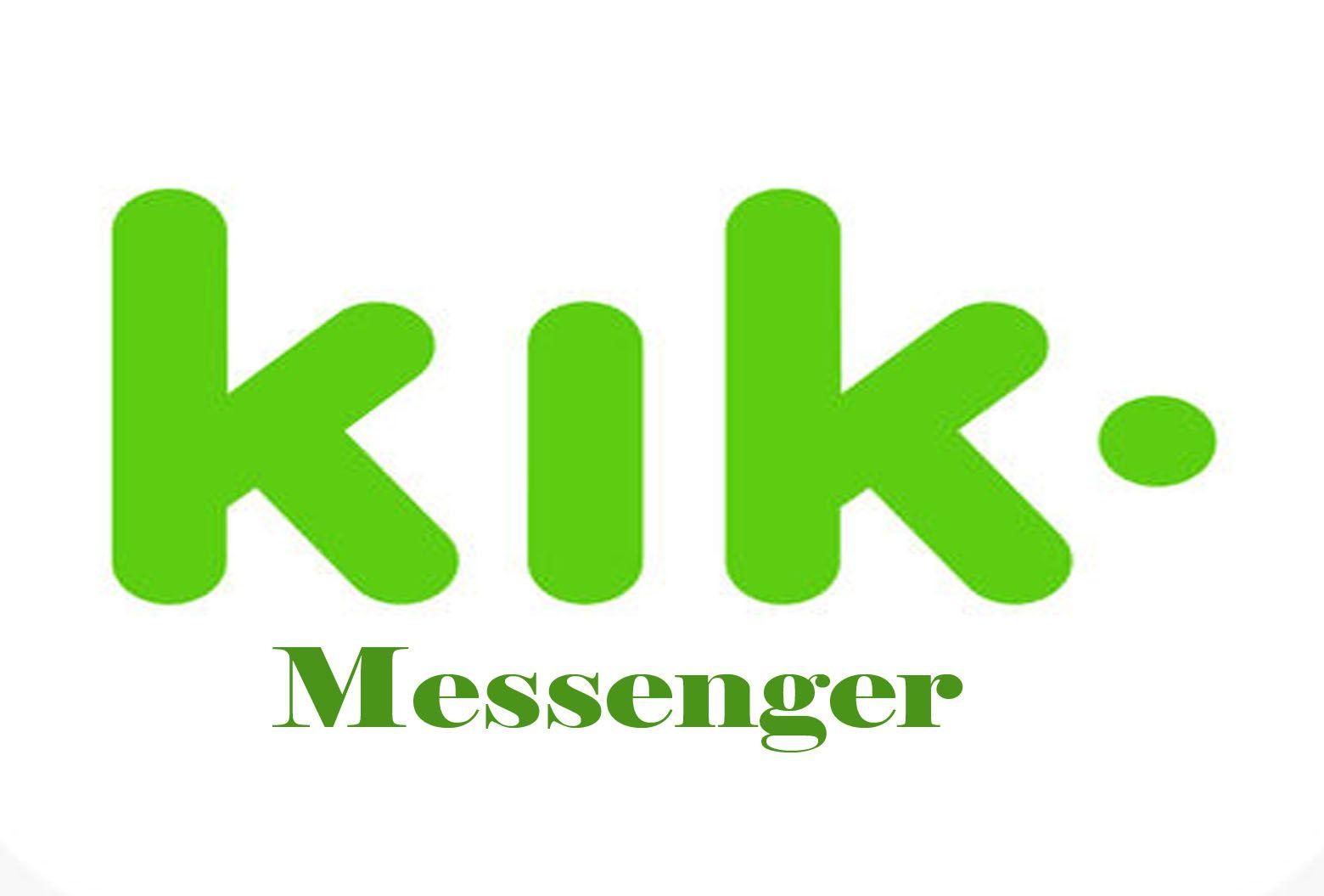 KIK Messenger How to Download the KIK Messenger App