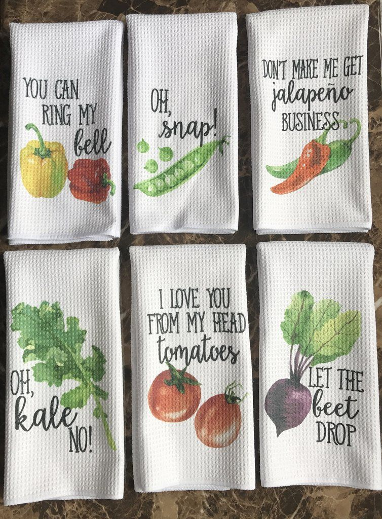 Fruit Kitchen Towels | Do Take It Personally Gifts ...
