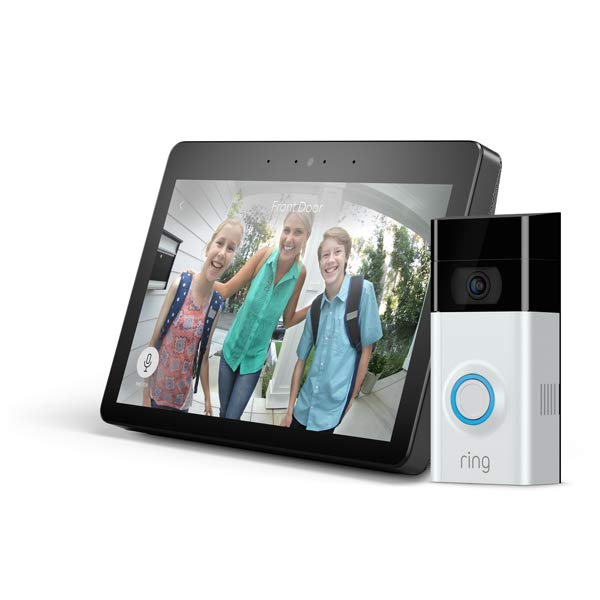 Echo Show & Ring Doorbell | Ring video doorbell, Amazon ...