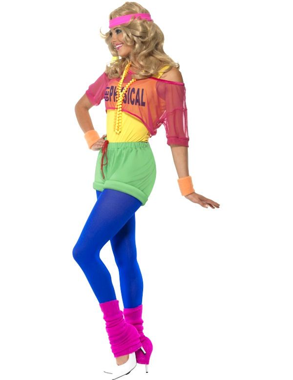 Gallery For 80s Costume Ideas For Teenage Girls 80s Party Outfits 80s Outfit 80s Fancy Dress