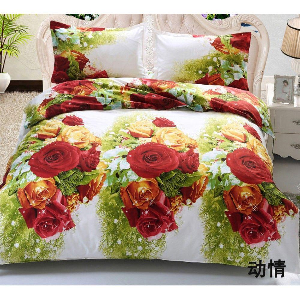 Home Textile 2016 Luxury 3D Bedding Sets Canibuy estore