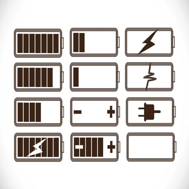 Black And White Battery Charge Icon Battery Icons Black Icons White Icons Png And Vector With Transparent Background For Free Download Free Vector Illustration Black And White Cartoon Font Illustration