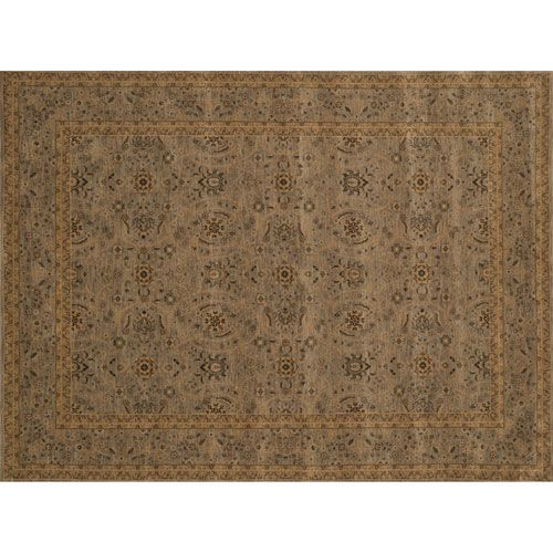 Stanley Steel Rectangular: 9 Ft 8 In x 12 Ft 8 In Rug - (In Rectangular)